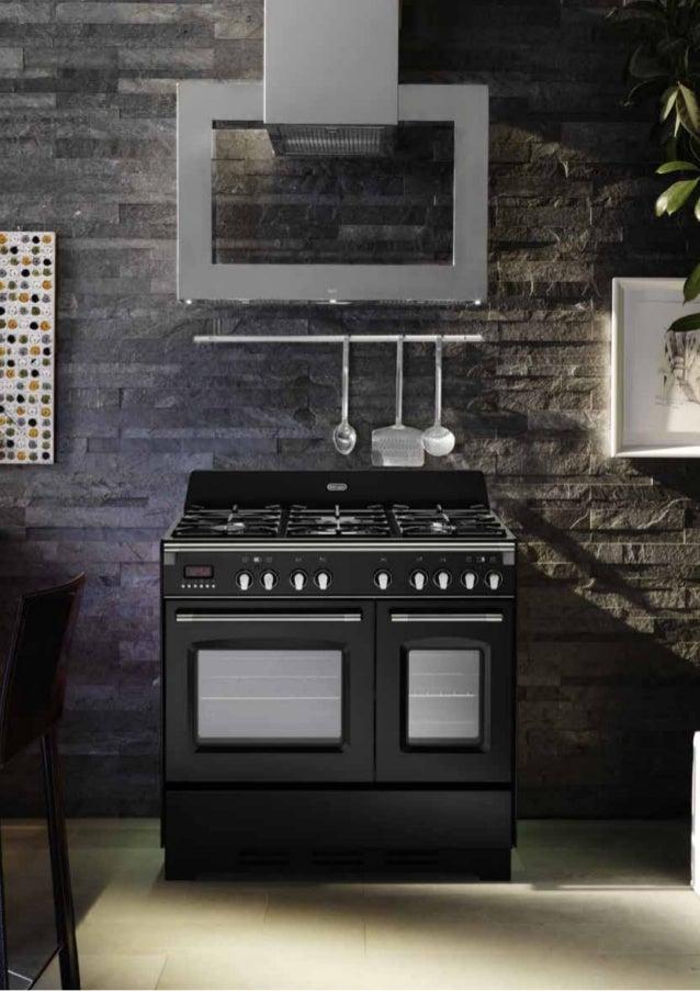 Cookers catalogue catalogo cocinas catalogo cucine de - Delonghi cucina a gas ...