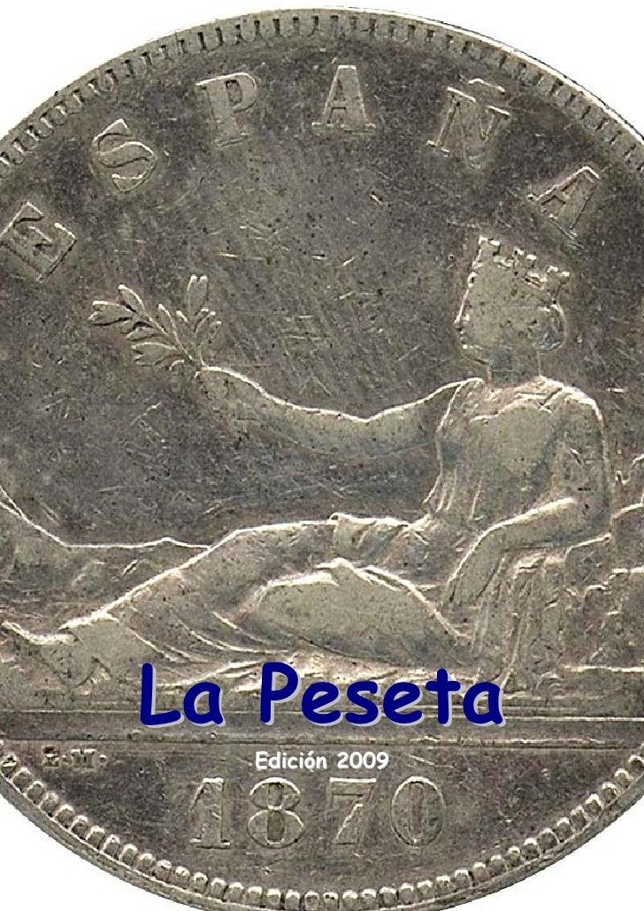 Catalogo de la peseta