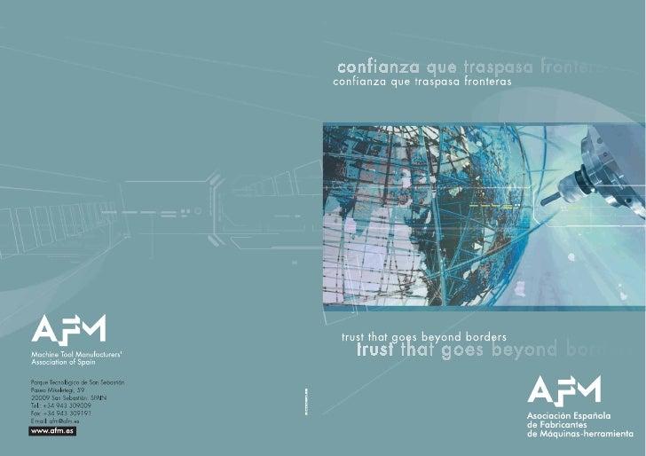 Catalogo de prestigioCatálogo de Prestigio AFM