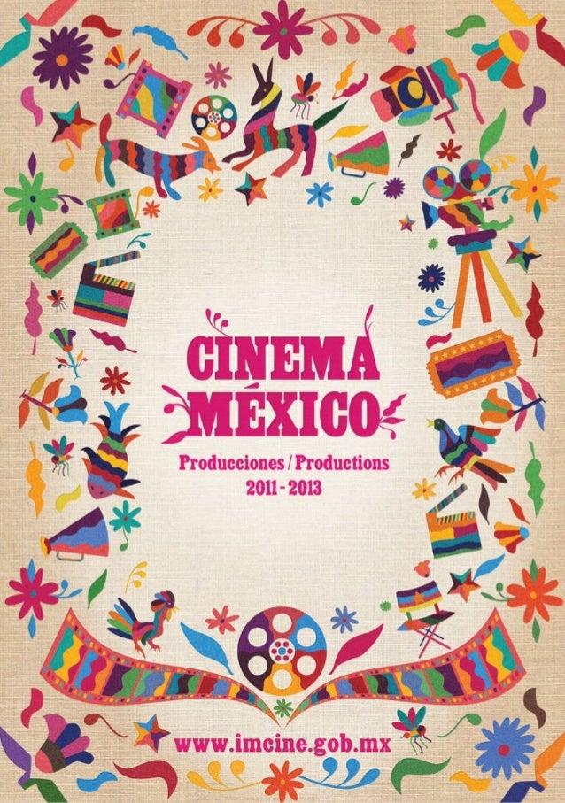 Consejo Nacional para la Cultura y las Artes Rafael Tovar y de Teresa Presidente Instituto Mexicano de Cinematografía Jorg...