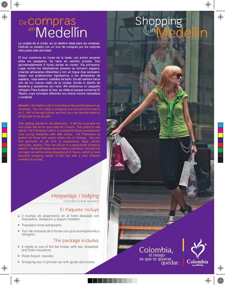 Descubre los destinos turísticos en Medellín