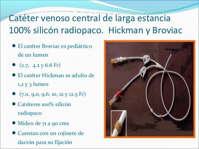 hickman catheter