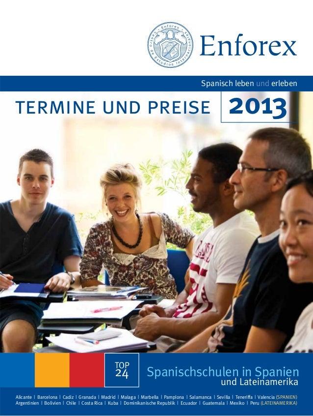 Enforex Deutsch 2013