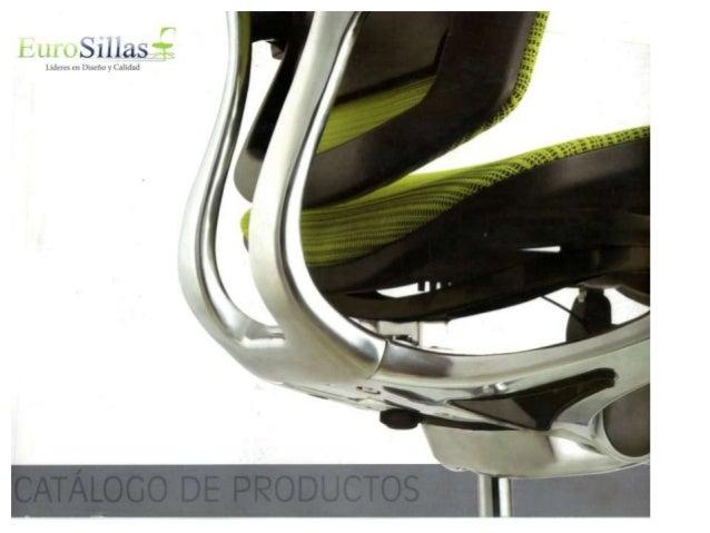 Catalogo EuroSillas