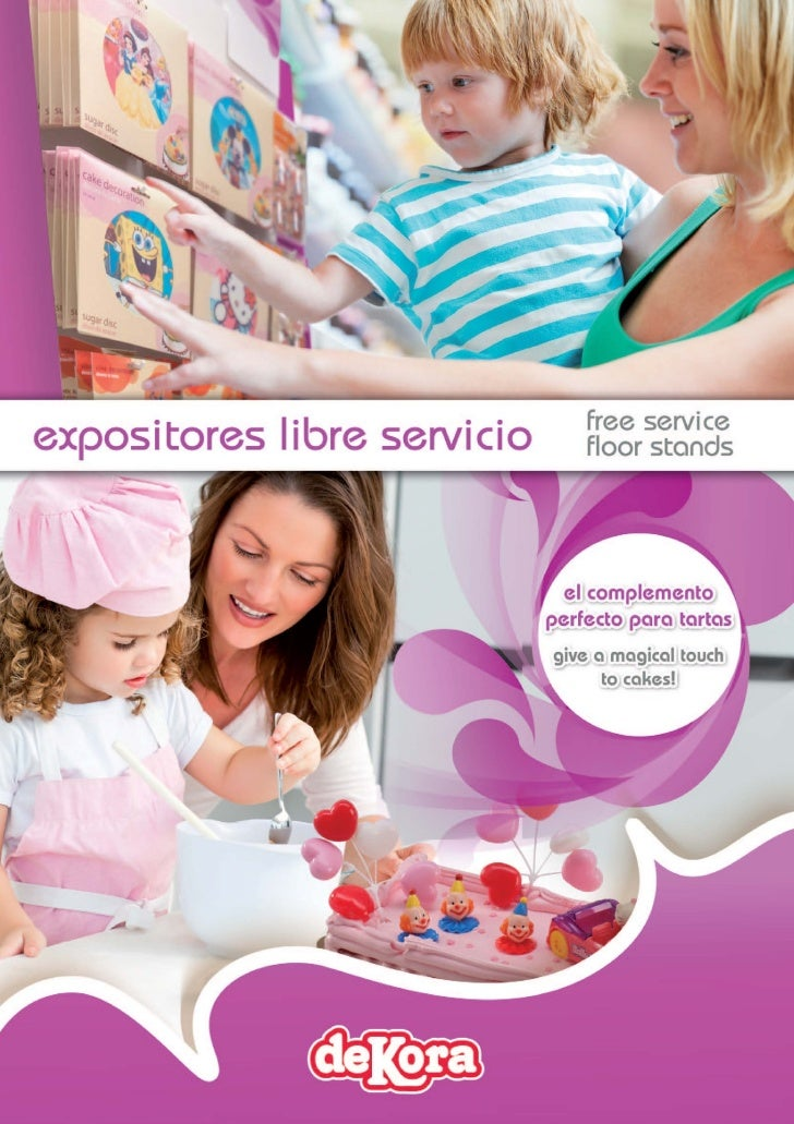 Catálogo expositores Libre Servicio