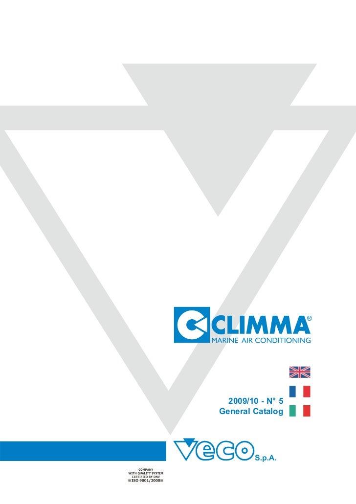 Catalogo Generale Climma