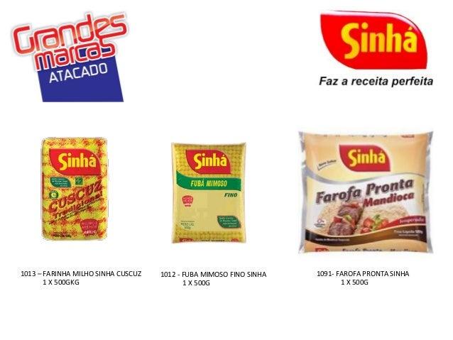 Farinha Milho Sinha 1013 – Farinha Milho Sinha