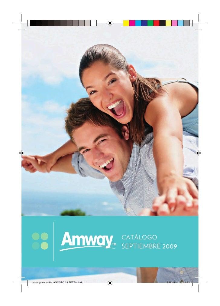 Catalogo Gral Amway