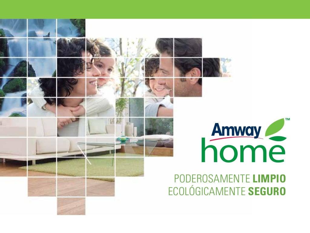 Catalogo Amway Home