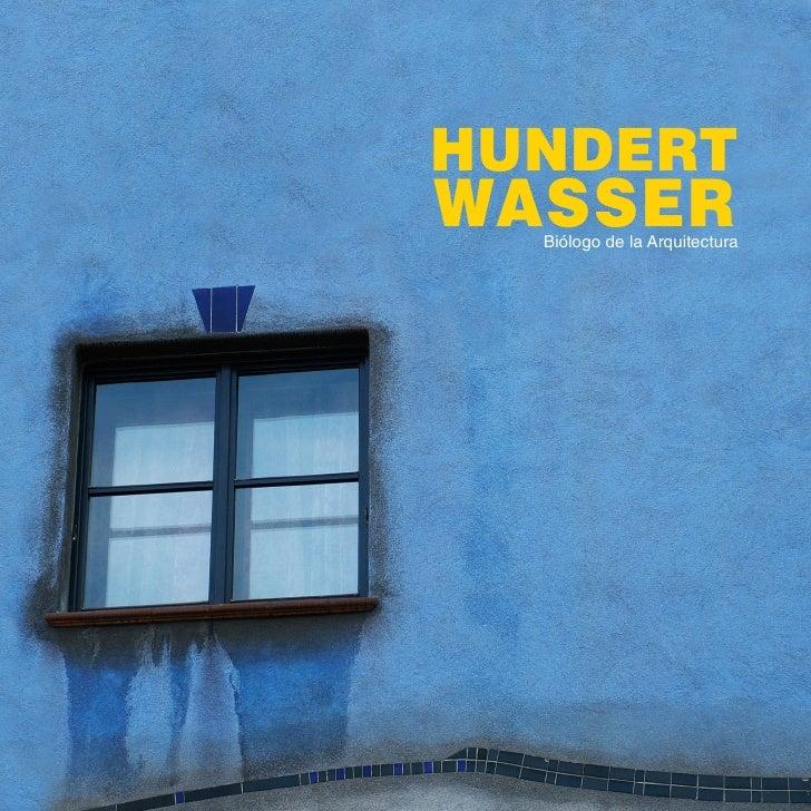 Catálogo Hundertwasser