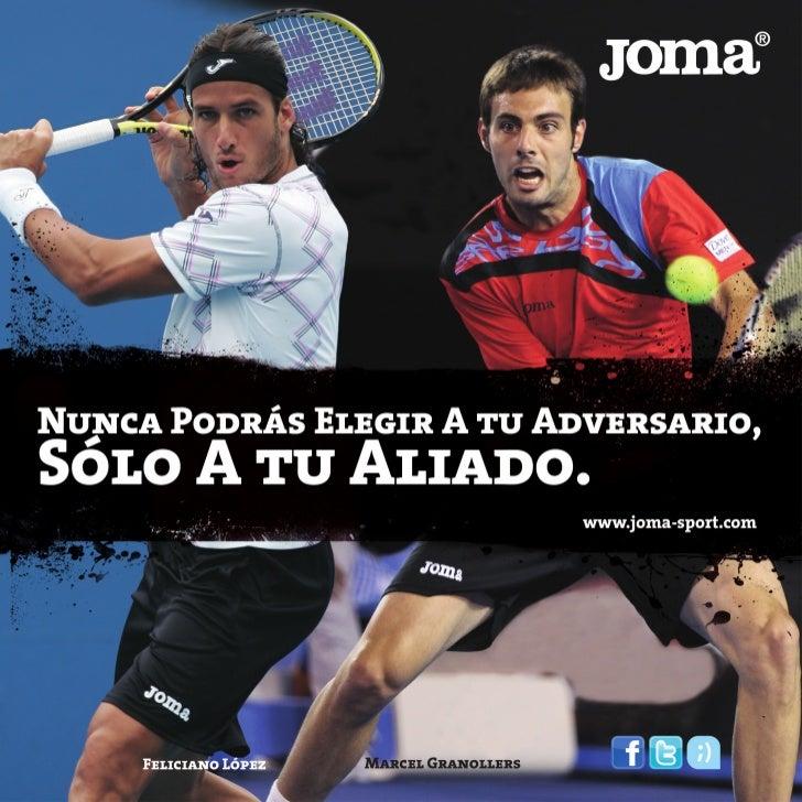 Catalogo Joma Sport Tenis Running