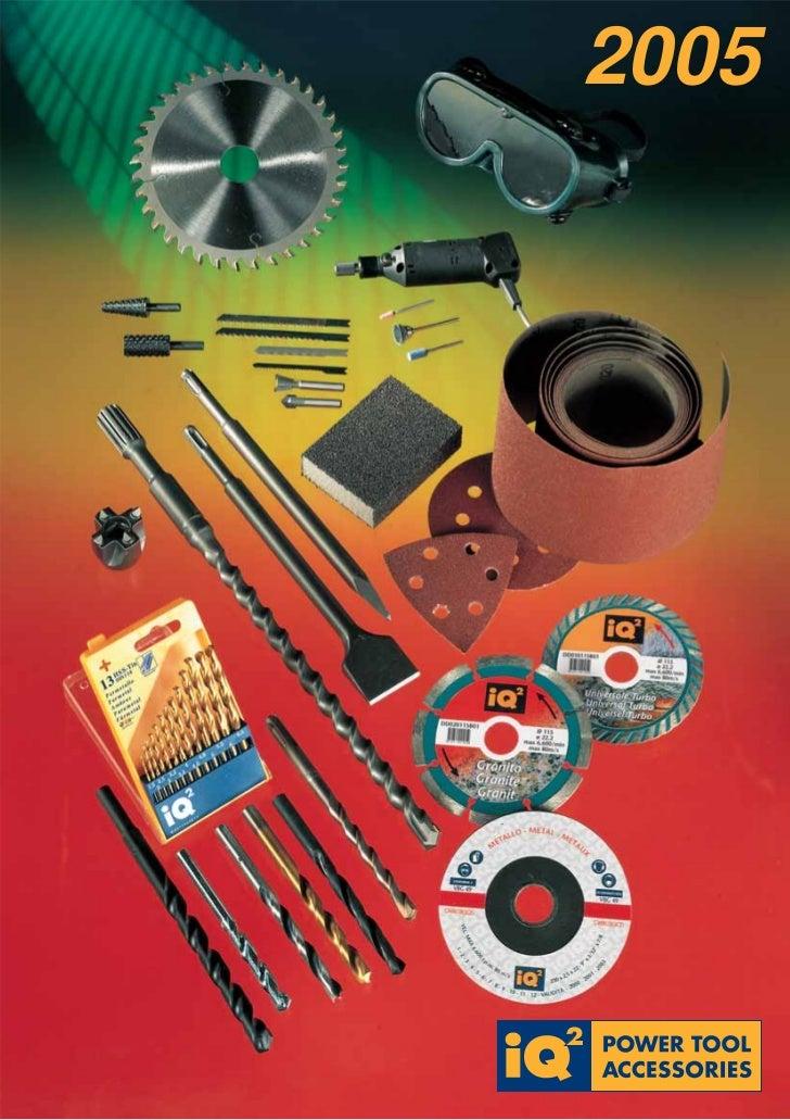 Catalogo IQ2 Tools