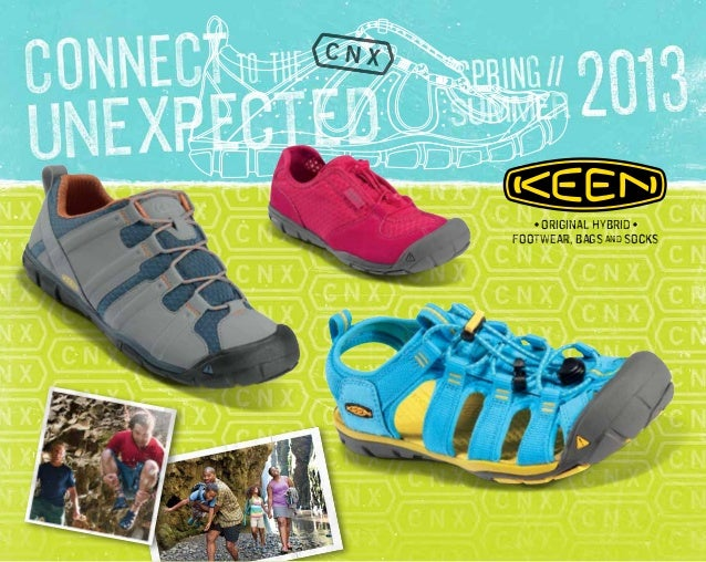 Catalogo Keen SPRING-SUMMER 2013