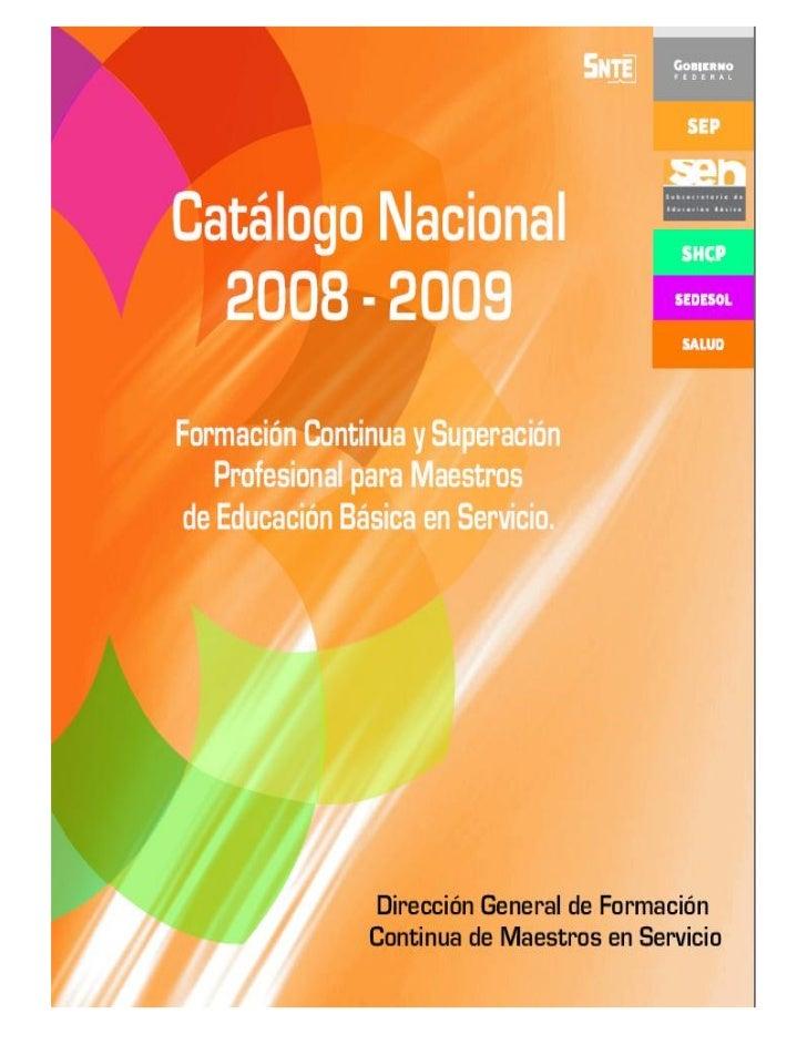 Catalogo nacional2008 2009-2_