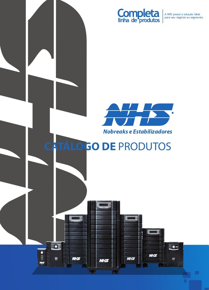 Catalogo NHS 2011