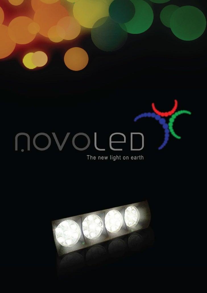 Catalogo novoled iluminaci n por tecnolog a led de calidad - Iluminacion por leds ...