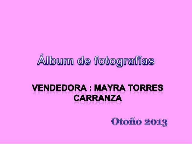 Catalogo otoño 2013