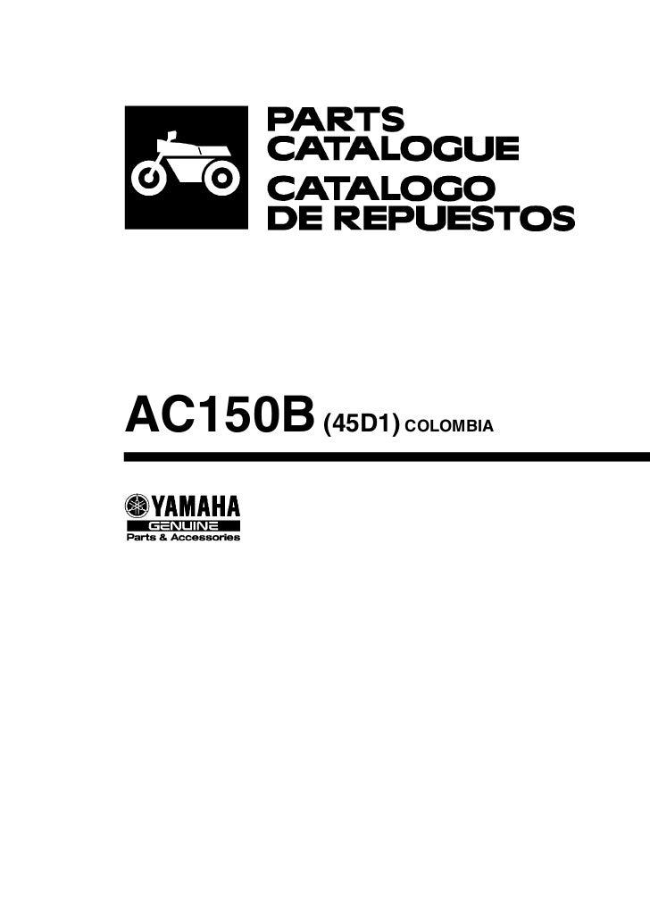 AC150B (45D1)   COLOMBIA                               1J45D-261S1                           (                 )