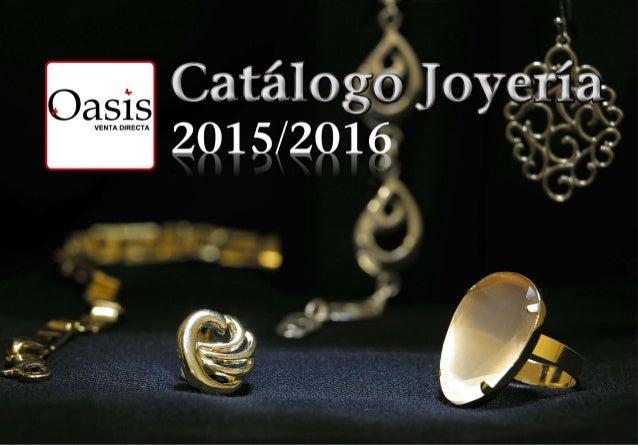 Cat logo joyer a plata de ley oasis venta directa 2015 2016 - Cuberterias de plata precios ...