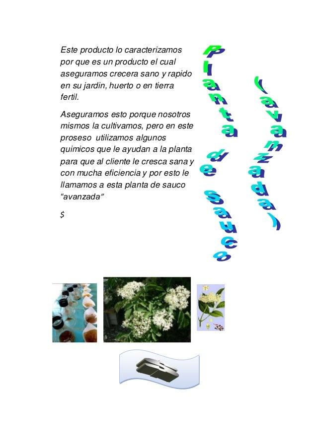 Este producto lo caracterizamos por que es un producto el cual aseguramos crecera sano y rapido en su jardin, huerto o en ...