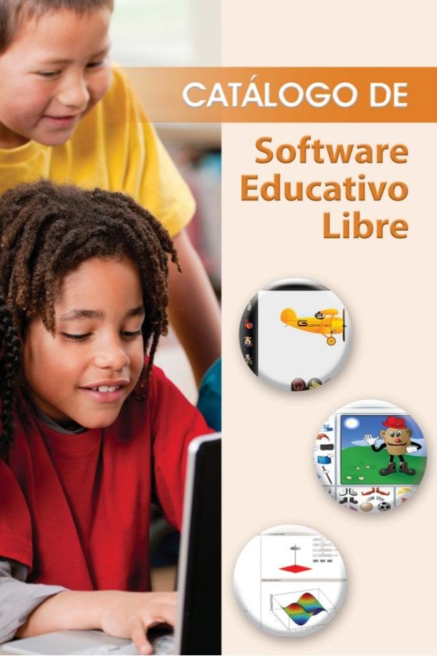 Catalogo software libre