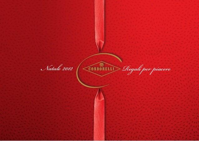 Natale 2012   Regali per piacere