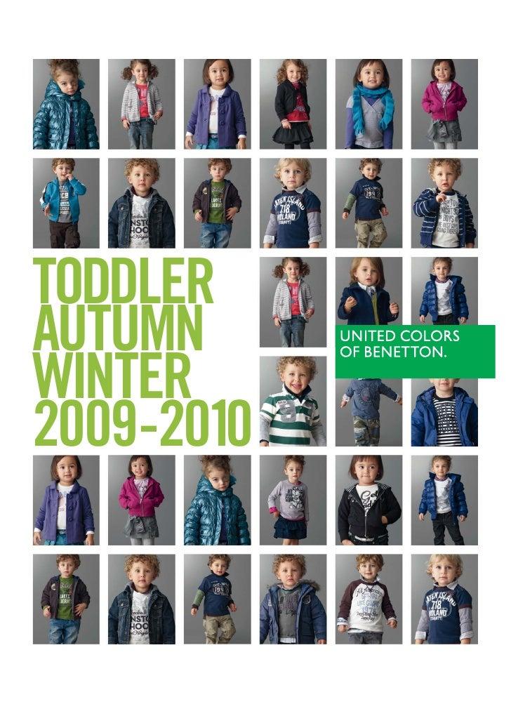 TODDLER AUTUMN WINTER 2009-2010
