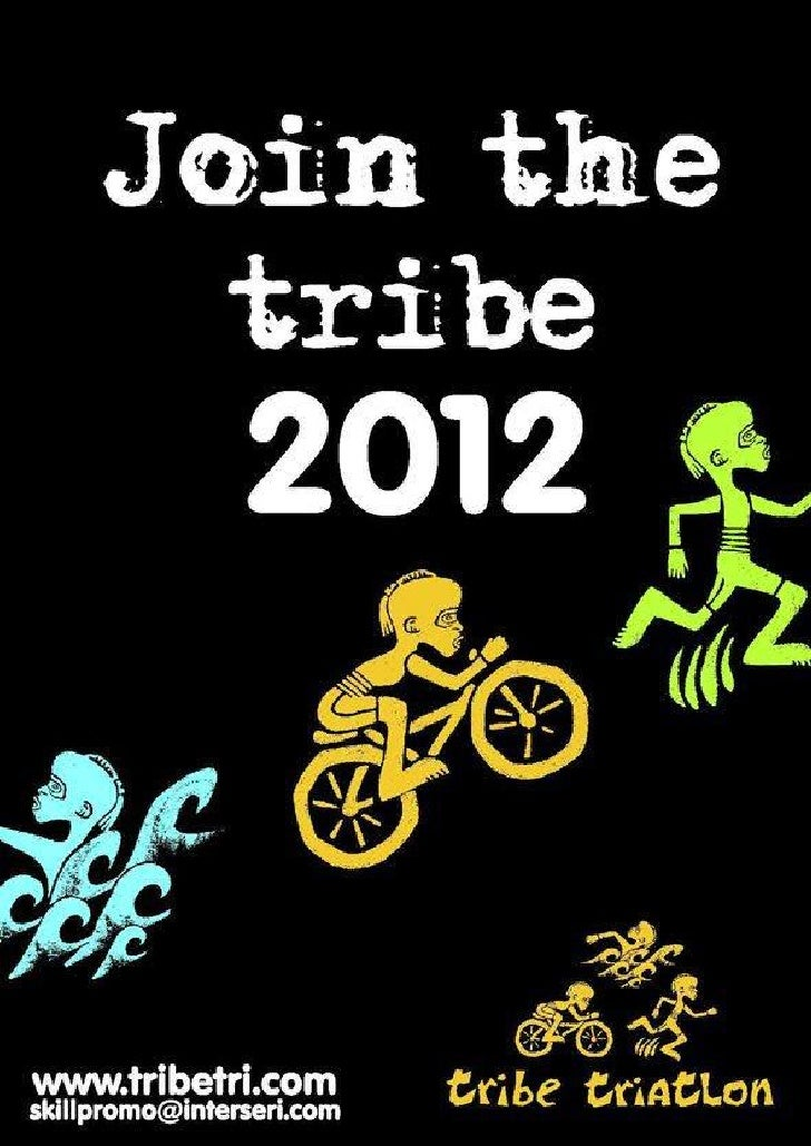 Catalogo Bolsa del Corredor Tribe Triatlón 2012