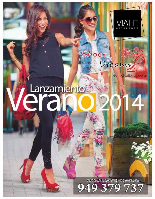 Catalogo verano 2014  shoes & dreams - bajado