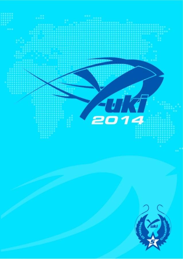 1  Esta temporada que empieza es muy importante para las personas que formamos la Gran Familia Yuki, debido a la fuerza co...