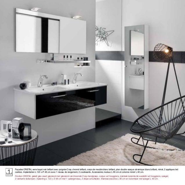 Catalogue meubles de salle de bains unique 2015 - Coiffeuse salle de bain ...