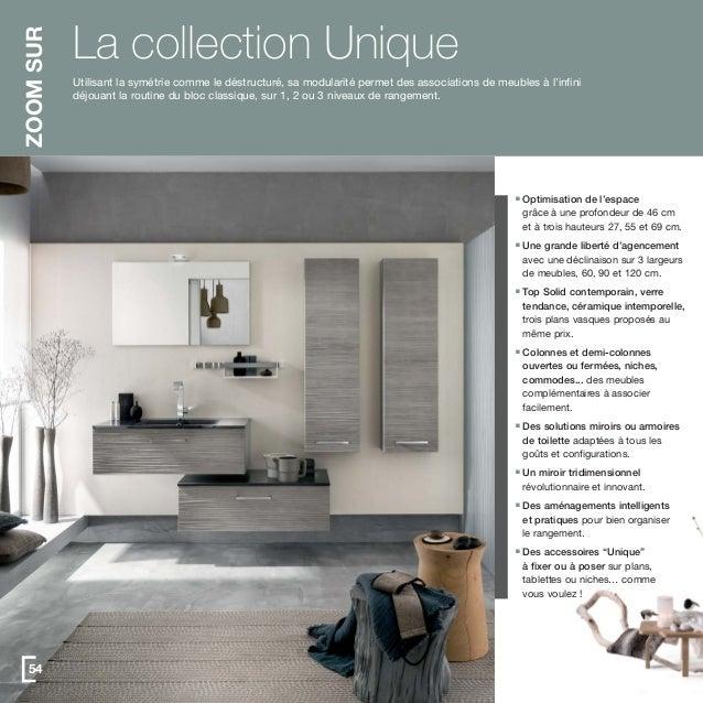 Meuble colonne salle de bain 15 catalogue meubles de for Salle de bain catalogue