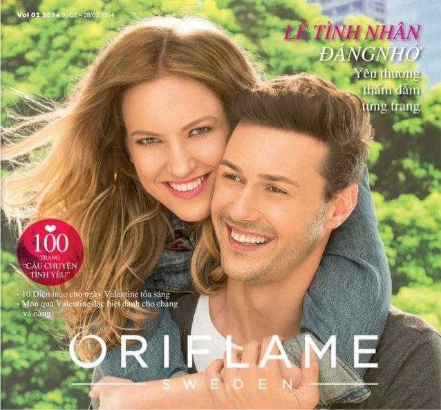 Catalogue my-pham-oriflame-2-2014
