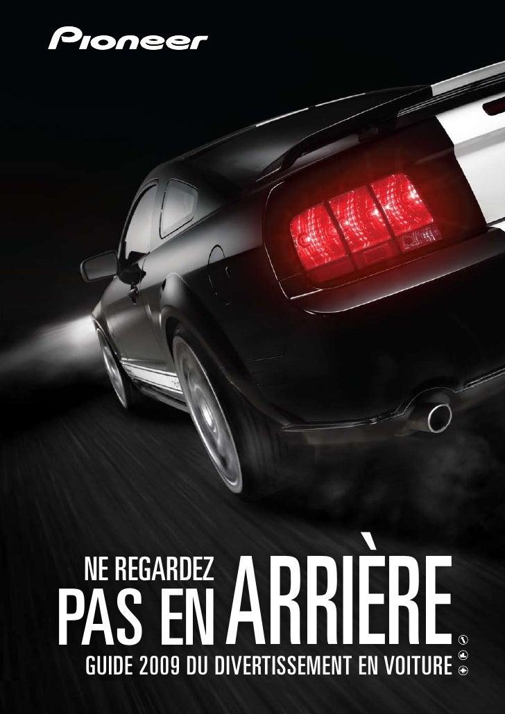 Catalogue Pioneer 2009 par autoprestige-autoradio