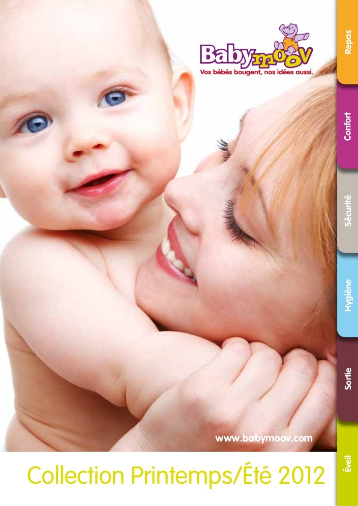Catalogue produits Babymoov 2012