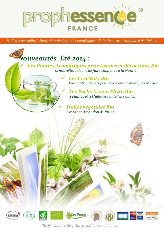 ü Les Plantes Aromatiques pour tisanes et décoctions Bio TEST DERMAT OLOGIQU E NONTE STE SUR A NIMAUX ü Les Packs Aroma Ph...