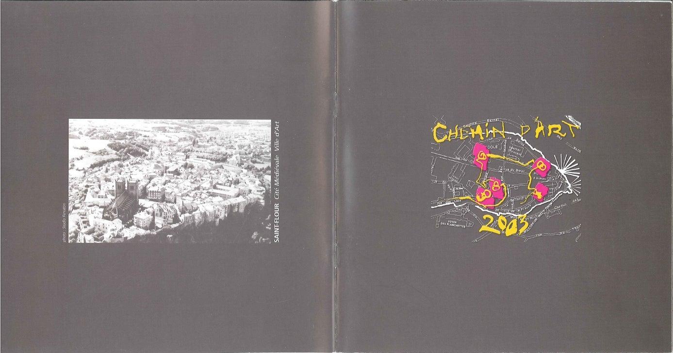 Catalogue de l'édition 2003