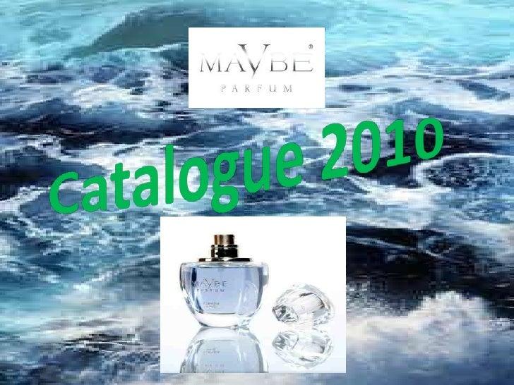 Catalogue 2010<br />