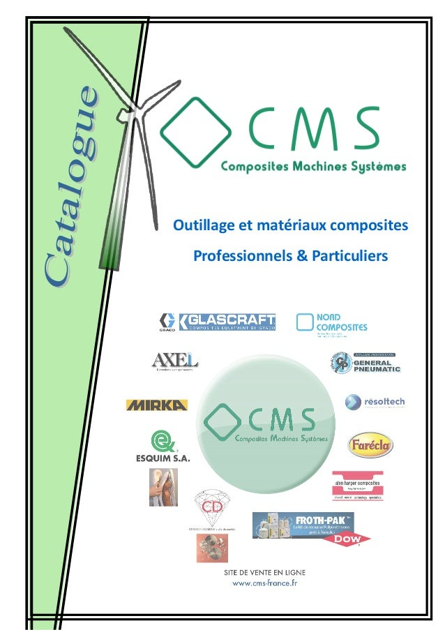 Outillage et matériaux composites  Professionnels & Particuliers