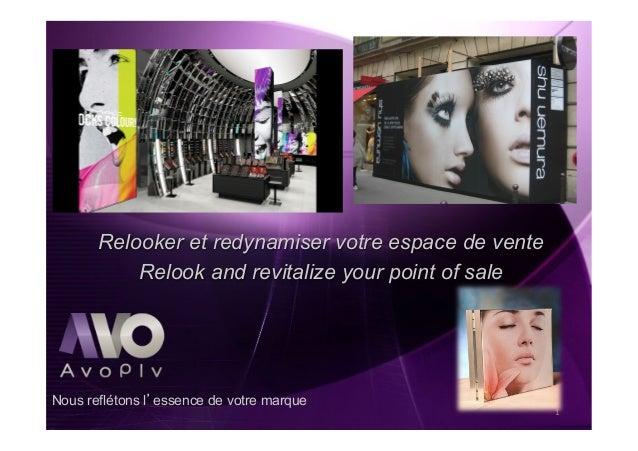 Catalogue avoplv new