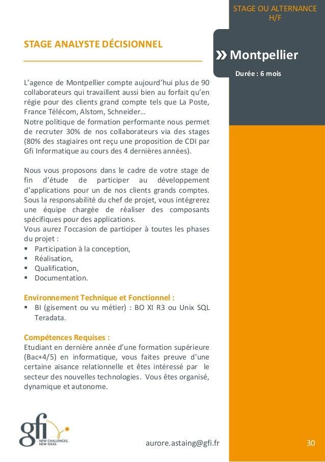 catalogue de stages et d u0026 39 alternances