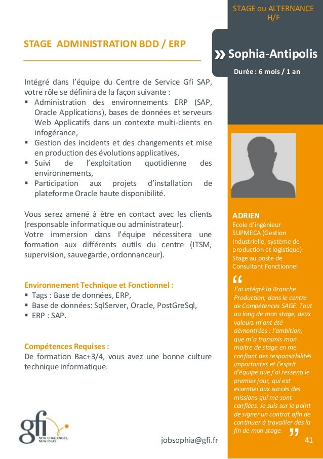 modele cv administrateur systeme