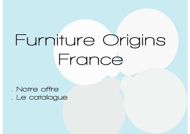 Catalogue FO 10