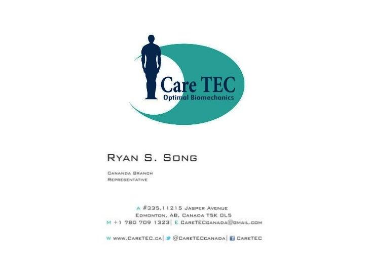 Catalogue for clinics