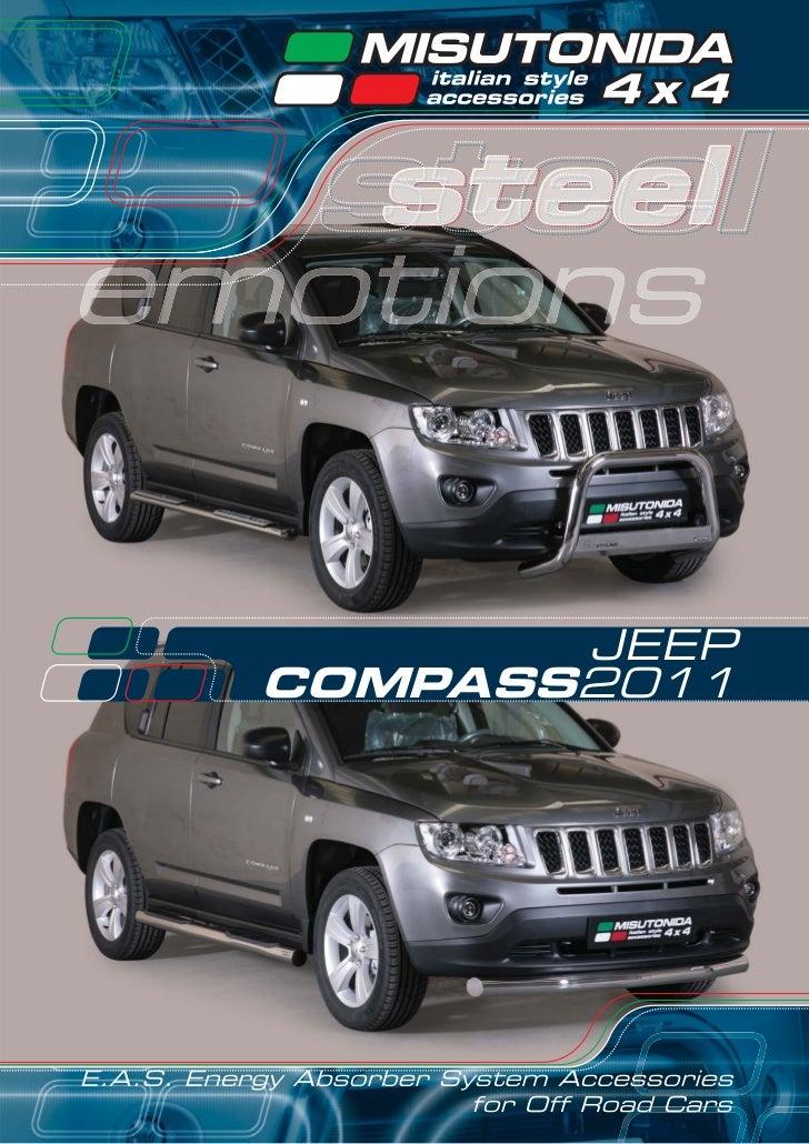 Catalogue jeep compass 2011 autoprestige-accessoires-4x4