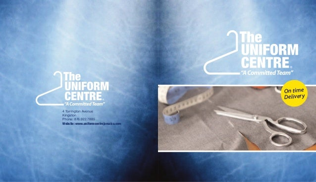 Uniform Centre Catalogue