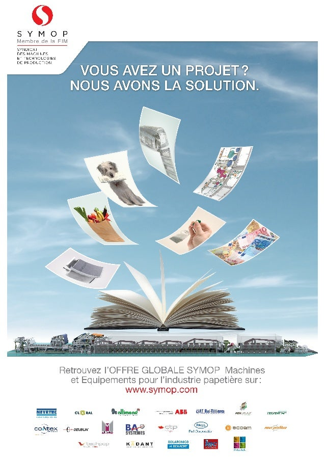 Offre en France Symop_Papier_(PaperEx 2013)