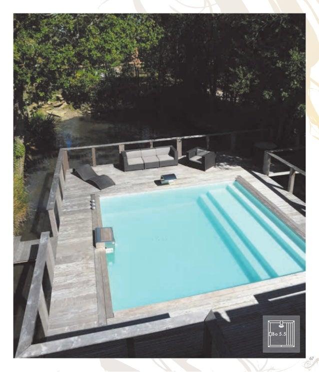 Catalogue piscine piscinelle ann e 2015 for Piscine 67