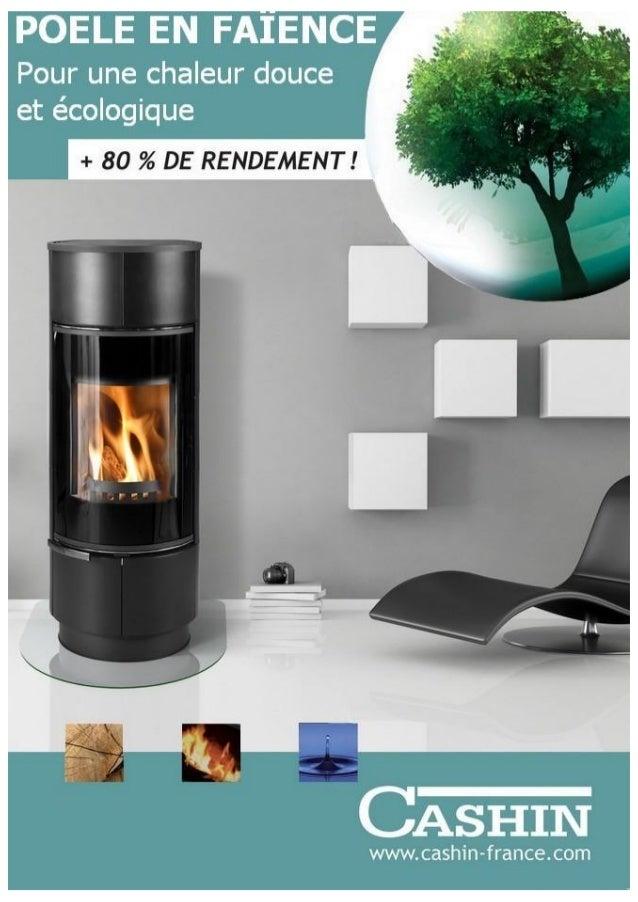 Catalogue poêles a bois faience 2015