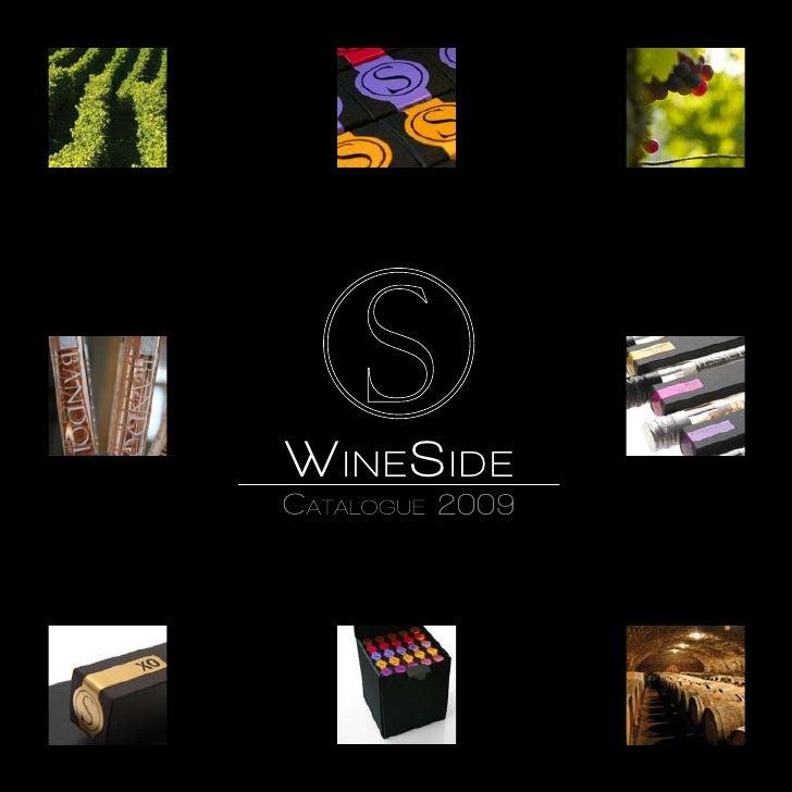 WineSide Catalogue 2009